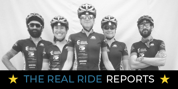 The Real Ride Reports