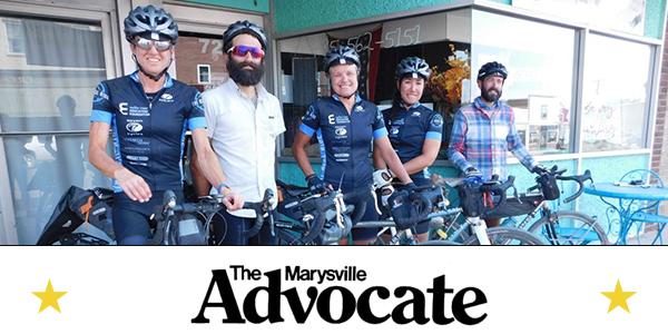 The Marysville Advocate Blog Post