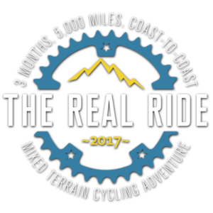 The Real Ride Logo